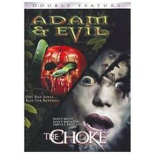 NEW Adam & Evil / The Choke - Double Feature (DVD, 2007)SEALED,  World Wide Ship