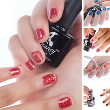 7.5ml Crack Pattern Soak Off UV Gel Polish Nail Art Manicure DIY New