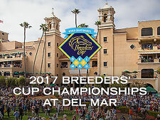 2017 Breeders Cup Clubhouse level 1 Box 204 Seats 5 and 6  Nov 3-4, 2017 Del Mar