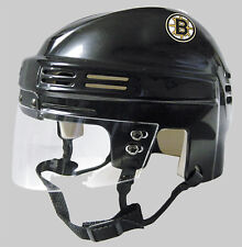 SportStar NHL Mini Player Hockey Helmet Replica - Boston Bruins (NEW) Lists@$25