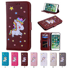 PU leather phone case cover wallet card holder pouch for iPhone/Galaxy/Huawei/LG