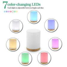 LED Ultrasonic Essential Oil Aroma Diffuser Humidifier Air Aroma Purifier Q6M5