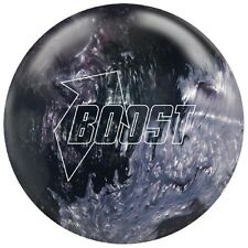 NEW 900 Global Boost Pearl Reactive Bowling Ball, Black/Grey/Silver, 10-11-12 LB
