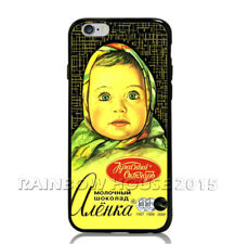 Russian Chocolate Phone Case For iPhone iPod Touch Samsung Galaxy S Note Cover