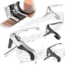 New Trigger Guitar Capo Curved Clamp For Electric And Acoustic Tuba Guitar