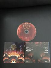 HADES - 冥界 cd (1st press Mort Production 2002 - 1993-1998) 90s China Death Metal