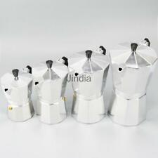 3/6/9/12 Cup Stove Top Expresso Coffee Percolator Moka Pot Latte Maker Kettle