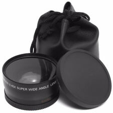 NZ3 43mm Supplement Macro w/ 0.45X HD Super Wide Angle Lens For Camera Camcorder