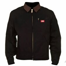 Dickies 758 Blanket Lined Duck Jacket black