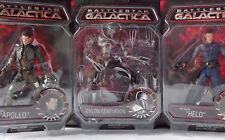 Diamond Select 2007 Battlestar Galactica (Re-Imagined) Action Figures
