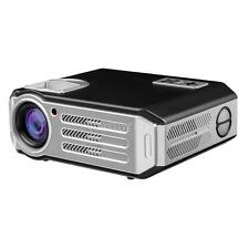 Business Home Theater 3200 Lumens HD 1080P LED LCD Video Projector 4:3/16:9 A6H9