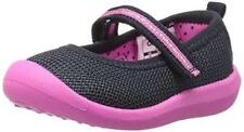 Girl's Toddler OSHKOSH BROOKIE2 Blue/Pink Mary Jane Flats Casual Dress Shoes NEW