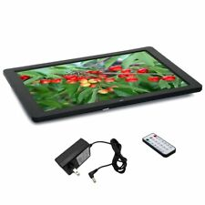 """15"""" LED HD High Resolution Digital Picture Photo Frame + Remote Controller WR"""