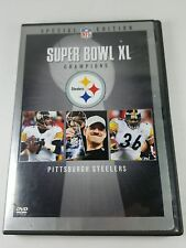 NFL Super Bowl XL: Pittsburgh Steelers Championship Special Edition DVD 2006
