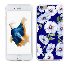 IT- Elegant Flower Phone Case Cover for iPhone 8 Plus Samsung Galaxy S8 Plus Eag