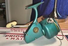 """Vintage 1960's Penn Spinfisher """"Greenie"""" Reel No.704 All Original And Beauty!"""