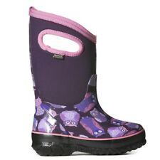 Bogs Bogs Kids' Classic Owls Insulated Boots