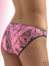 NAKED NORTH PINK CAMO LINGERIE - CAMOUFLAGE PANTY OR PANTIES , UNDERWEAR