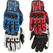 Fly Racing - FL1 Vented Karting Gloves - Leather Armored Kart Racing Gloves