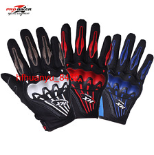 Motocross Racing Pro-biker Motorcycle Motorbike Cycling Full Finger Gloves