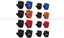 Cycling Gloves Bike Half Finger Bicycle Gel Fingerless Sports Adjustable Wrist S