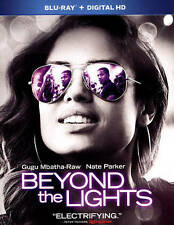 Beyond the Lights (Blu-ray Disc, 2015) EXCELLENT / MINT / FREE SHIPPING