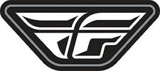 "Fly Racing F-WING 7 IN 100PK F-Wing Decals 7"" 100/PK"