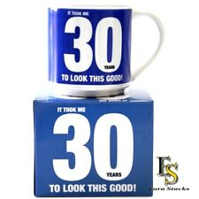 It took me 30 40 60 years to look this good Birthday Mug Party Boxed Gift