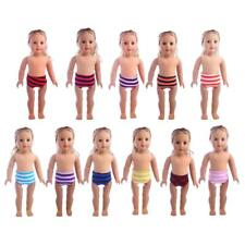 Cute Doll Clothes Underwear for 18inch American Girl Dolls Dress up Accessories