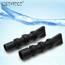 Flexible Aquarium Water Outlet Duckbill Return Pipe End Plastic Nozzle 20/25mm