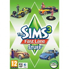 The Sims 3 Fast Lane Stuff Expansion Pack Game PC