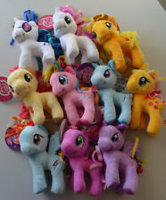 "NWT My Little Pony Friendship is Magic 5"" Plush G4 - PICK YOUR PONY"