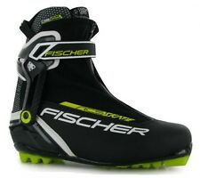 NEW FISCHER RC5 SKATE SKATING NNN XC Cross Country SKI BOOTS - 39