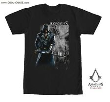Assassin's Creed T-Shirt / Assassin's Creed Syndicate,Sword Flag,Video Game Tee