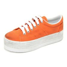 1101M sneakers donna JEFFREY CAMPBELL zomg washed canvas scarpe shoes women