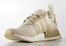 Adidas NMD R1 Nomad PK BY1912 Linen Khaki Mens Shoes