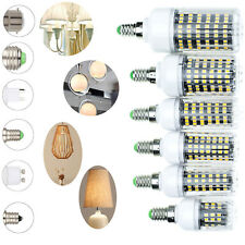 LED Corn Light Bulb E12 E14 E27 B22 2835 SMD 30W - 100W Halogen Lamp Replacement