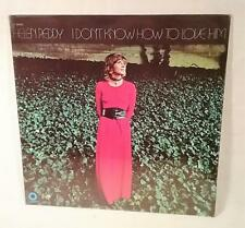 SEALED 1971 LP HELEN REDDY I DON'T KNOW HOW TO LOVE HIM CAPITOL RECORDS