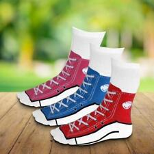 Sneakers Silly Socks 3 Pack - The Sock That Thinks It's A Shoe | Sneaker Sox Fee