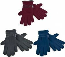Ladies/Girl 3M Thinsulate Insulated Polar Fleece Thermal Warm Gloves byHeatguard