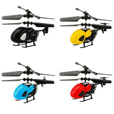 Mini RC Helicopter Radio Remote Control Micro 2.5 Channel Aircraft Drone RTF