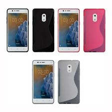 NOKIA 3 S-LINE SILICONE GEL COVER CASE IN VARIOUS COLOURS FROM GADGET BOXX