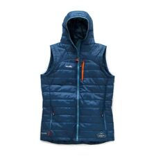 Scruffs EXPEDITION THERMO Bodywarmer Gilet  Blue (All Sizes) Men's Jacket