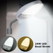 24W LED Road Street Flood Light Garden Lamp Outdoor LED Security Wall Lighting