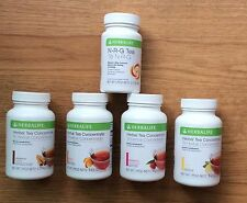 Set of Herbalife Tea Concentrates-NIB-You Choose The Flavor-Free Shipping!