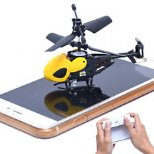 Mini RC Helicopter Radio Remote Control Aircraft Toy Gift Micro 3.5 Channel New