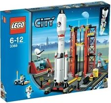 Lego City Space Centre 3368 - Retired Set - New In Box