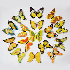 Wall Stickers Home Decor Sticker Art Design Decal Room Decorations Butterfly 3D