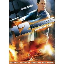 12 Rounds *Extreme Cut* (Blu Ray, 2009) Brand New Sealed John Cena