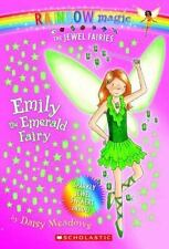 Jewel Fairies: Emily the Emerald Fairy 3 by Daisy Meadows (2007, Paperback)
